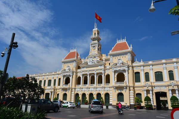 越南胡志明市自由行4日3夜行程规划推荐