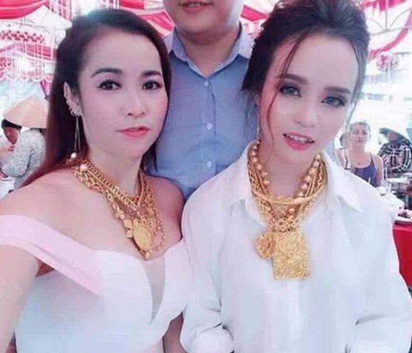 2019结婚流行用黄金当彩礼的越南!