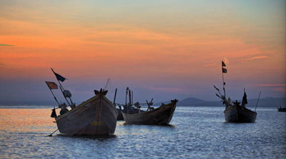 2019惬意生活的越南渔村美奈